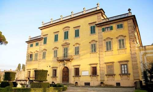 Villa La Pietra Stefano Marinaz Florence