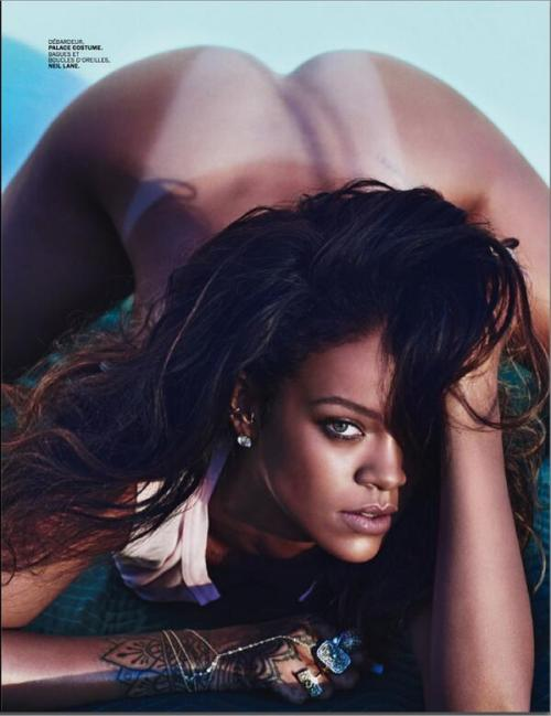 Rihanna for Lui