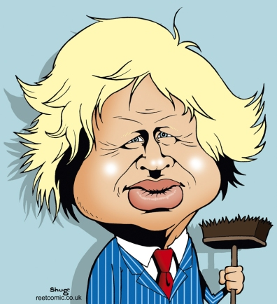Boris Johnson caricature by Hugh Raine.jpg