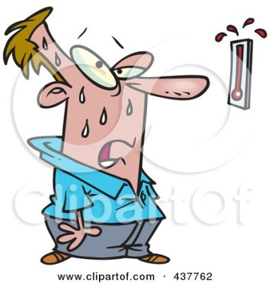437762-Royalty-Free-RF-Clip-Art-Illustration-Of-A-Cartoon-Man-Sweating-And-Staring-At-A-Hot-Thermometer.jpg